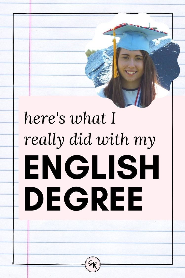 Here's What I Really Did with My English Degree | ShellyRawlings.com