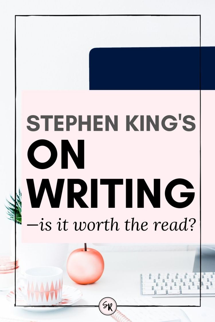 """BOOK REVIEW: """"ON WRITING"""" BY STEPHEN KING 