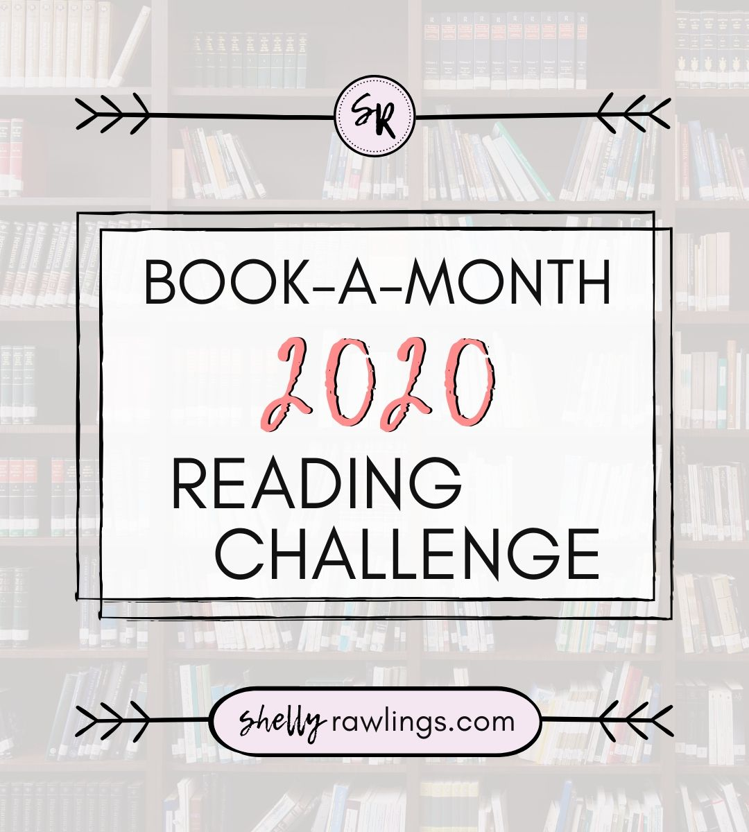 Read 12 Books in 12 Months with This 2020 Reading Challenge