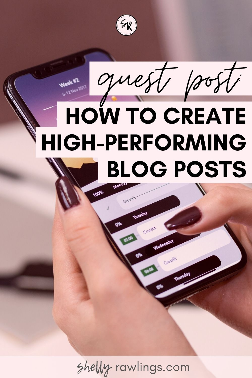 How to Create High-Performing Blog Posts | A Guest Post on ShellyRawlings.com