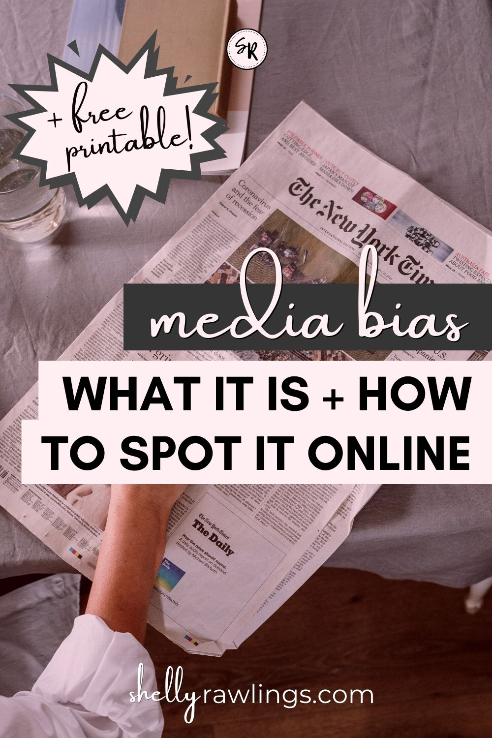 What Is Media Bias? | 5 Questions To Help You Identify Bias in a News Story